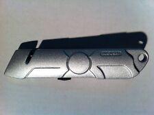 Utility Knife Heavy Duty Safe Spring-Back Blade 2 per case. Reg$14.95