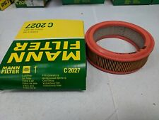 MANN AIR FILTER C2027 COMPATABLE WITH NISSAN MICRA