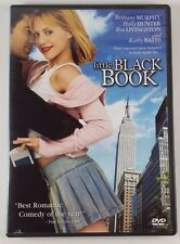 The Little Black Book Dvd 2005 Holly Hunter Ron Livingston Brittany Murphy