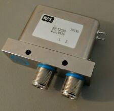 K&L coaxial relay Type N Single Pole Single Throw SPST 28V SS-53050