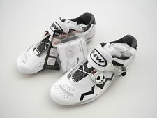 Northwave Extreme Tech SBS Road Shoes- White/Black (Size 37) - Over 50% Off!