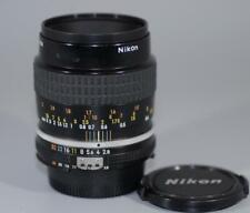 Nikon 55mm f2.8 Micro manual focus Ais Macro lens - Nice Mint-!