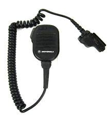 MOTOROLA NMN6193B Noise Cancelling Remote Speaker Mic for HT1000 XTS3000 XTS5000