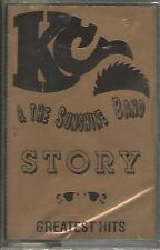 """K.C. & THE SUNSHINE BAND """"STORY"""" MC SEALED"""