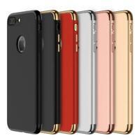 Coque antichocs étui 3 parties Apple iPhone 5(s)/6(s)/6 Plus/ 7/8/ 7/8Plus/X(S)