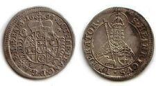 Bamberg 4 Kreuzer 1698  Krug 364  Lothar Franz von Schönborn  (3,46)