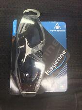 New listing aqua sphere goggles Kayenne smoke lens Low Profile Black & White Free Shipping