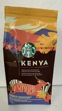 STARBUCKS PREMIUM SELECT KENYA BLEND MEDIUM ROAST  WHOLE BEAN COFFEE 9OZ