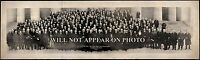 1918 Nat'l Prohibition Conference Columbus Ohio Vintage Panoramic Photograph 23""