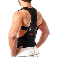 Chaleco Ortopédico Ajustable Corrector De Postura Alivia El Dolor De Espalda