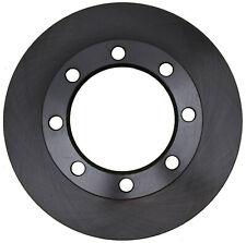 Disc Brake Rotor-Non-Coated Front ACDelco Advantage 18A88A