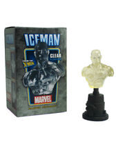 Bowen Designs Iceman Mini Bust Clear Exclusive 240/340 Marvel Sample X-Men New