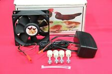NEW CIRCULATED AIR FAN KIT FOR THE LITTLE GIANT / HOVABATOR INCUBATOR