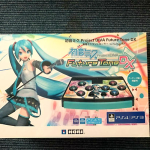Hatsune Miku Project DIVA Future Tone DX Mini Controller Ship immediately