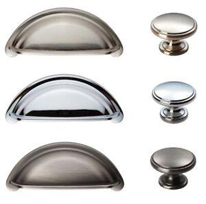 FTD COTTAGE Cabinet Cupboard Kitchen Wardrobe Door Handles CUP & KNOBS to match