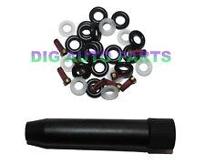 8 Set Fuel Injector Repair Kit for CHEVROLET C3500 Pickup #0280156024