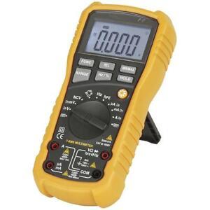 Economy True RMS Autorange Multimeter QM1321 AC/DC Overload Protection