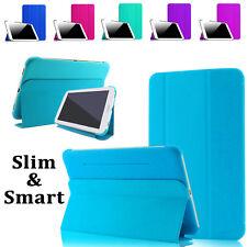 "Flip Slim Smart For Samsung Tab S2 9.7"" E 9.6"" 4/A6 10.1"" Inch 2016 Case Cover"