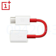 Original USB OTG Cable Adapter Type-C Converter For Oneplus 3 3T 5 Three 2