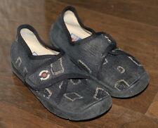 dunkelblaue ELEFANTEN  Hausschuh Gr 27 Schuhe Hausschuhe Schuh