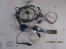 1980 SKI-DOO CITATION SS IGNITION SWITCH TETHER KILL SWITCH WIRE HARNESS