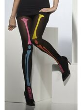 Opaque Tights Adult Womens Smiffys Fancy Dress Costume Accessory