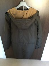 Barbour Parka Jacket Medium Men's Brown