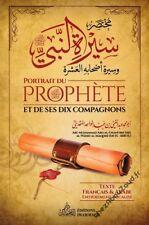 Portrait Du Prophète Et Des Ses Dix Compagnons livre islam - NEUF