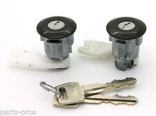 NEW Lockcraft Door Lock Cylinder PAIR / FOR LISTED FORD VANS RANGER & EXPLORER