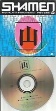 SHAMEN Move Any Mountains 4 RARE MIXES Carded EUROPE CD single USA Seller 2005