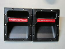 (2)NEW CERWIN VEGA Speaker Carrying Handles PAIR.Cabinets.PA.Pair.box building