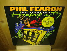 """PHIL FEARON ain't nothing but a house party 12"""" MAXI 45T"""