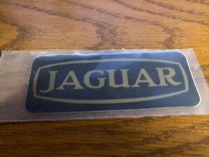 Jaguar Cam Cover Sticker XKE XJS E-Type V12 New