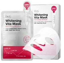 DR. G VITA WHITENING BOX MASK 10P / Health & Beauty / Skin Care / Moisturizers /