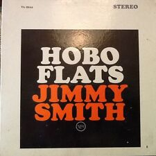 "Verve Jazz LP: Jimmy Smith ""Hobo Flats"" --VACCUUM CLEANED- plays VG+"
