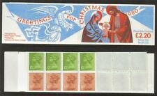 GB 1980 FX3 CHRISTMAS £2.20 FOLDED BOOKLET