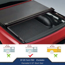 New arrival Lock&Soft Roll Up Tonneau Cover For 97-03 Ford F150 With 78 Inch Bed