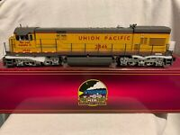 ✅MTH PREMIER UNION PACIFIC GE U30C DIESEL ENGINE PROTOSOUND 3.0 PS3 NEW! U BOAT