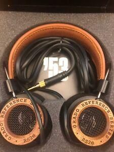 Grado RS2e Headband Headphones - Brown NEW