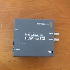 Blackmagic Design Mini Converter - Video SDI to HDMI