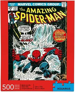 The Amazing Spider-Man 500 piece jigsaw puzzle 480mm x 350mm  (nm)