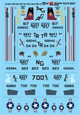 MICROSCALE Decalcomanie 1/72 Grumman EA-6B aggirarsi # MS72037