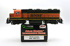 ATLAS MASTER HO SCALE 8965 DCC BNSF GP-38 DIESEL ENGINE #2177