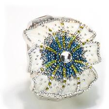 Jimmy Crystal New York Swarovski Crystal Cuff Bracelet