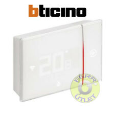 OFFERTISSIMA CRONOT. BTICINO SMARTHER 2 PARETE BIANCO COD XW8002W