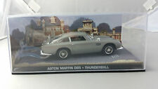 1964 Aston Martin DB5 Thunderball James Bond 007 1:43 Scale MINT IN BOX 2
