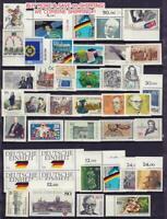 Alemania West Colección x41 MNH Postfriesch Sellos (Muchos 1.00DM )