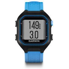 Garmin Forerunner 25 black and Blue Gps Running Watch