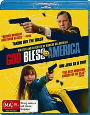 God Bless America - Action / Comedy - NEW BluRay