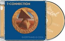 T- Connection - Everything Is Cool.      New  Reasterd  cd